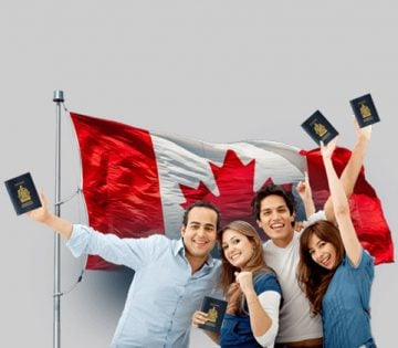 تمدید پاسپورت کانادایی