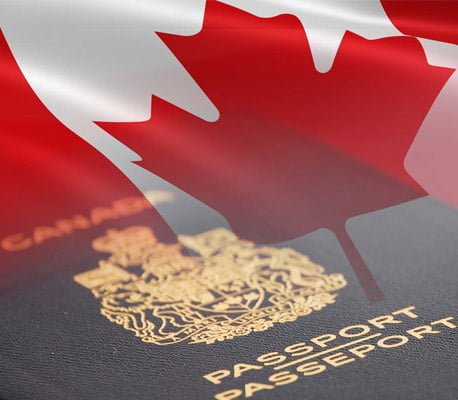 اخد انواع ویزای کانادا