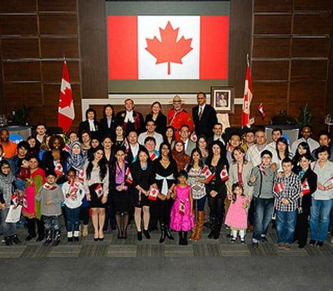 درخواست شهروندی کانادا - سازمان مهاجرتی lit