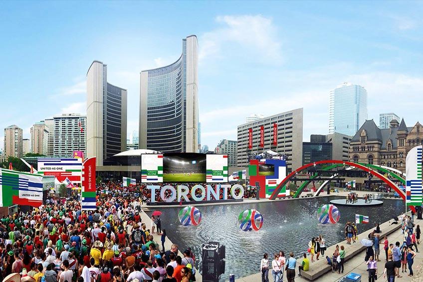 جاذبه های گردشگری کانادا - تورنتو