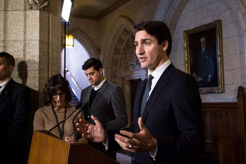 پیشرفت کانادا در مدیرت بحران کرونا