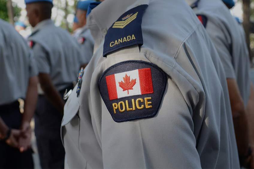 حوادث کانادا