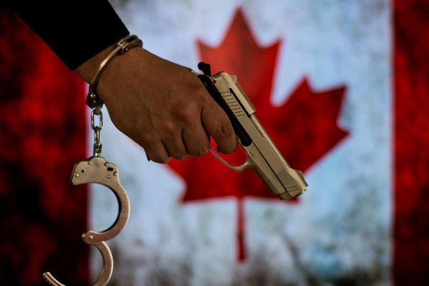 قانون حمل سلاح در کانادا