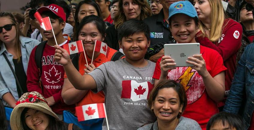 مهاجران اکسپرس انتری در کانادا