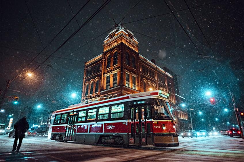 حمل و نقل در تورنتو