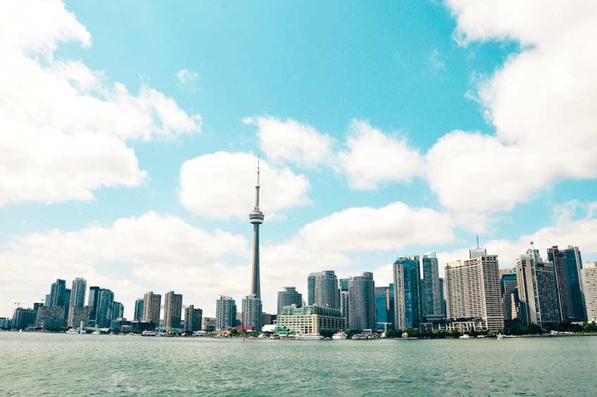 برج CN تورنتو
