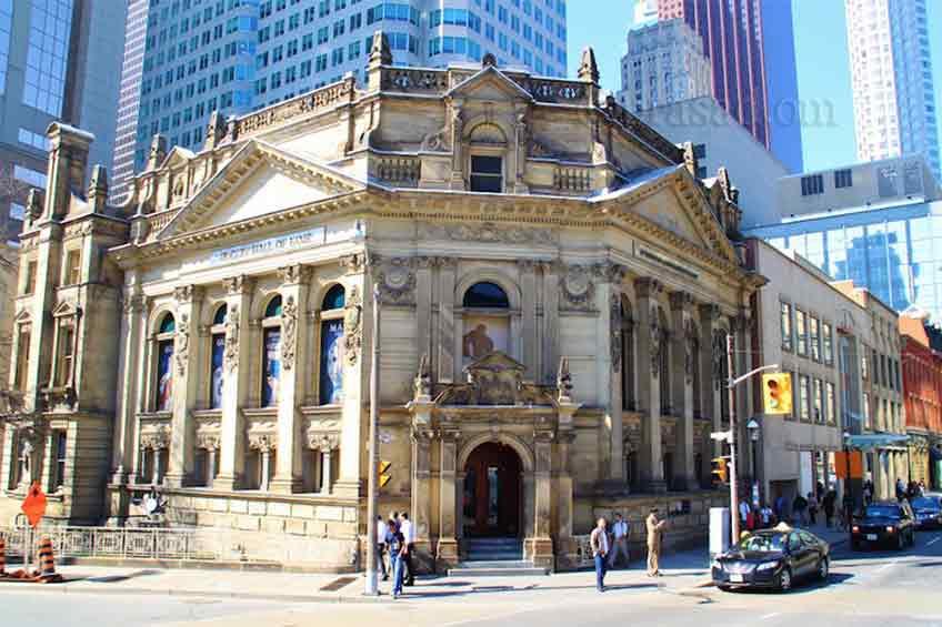تالار مشاهیر هاکی در تورنتو