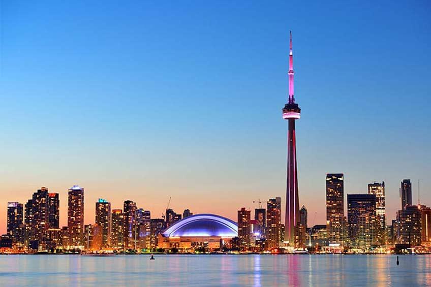 دیدنی های تورنتو کانادا