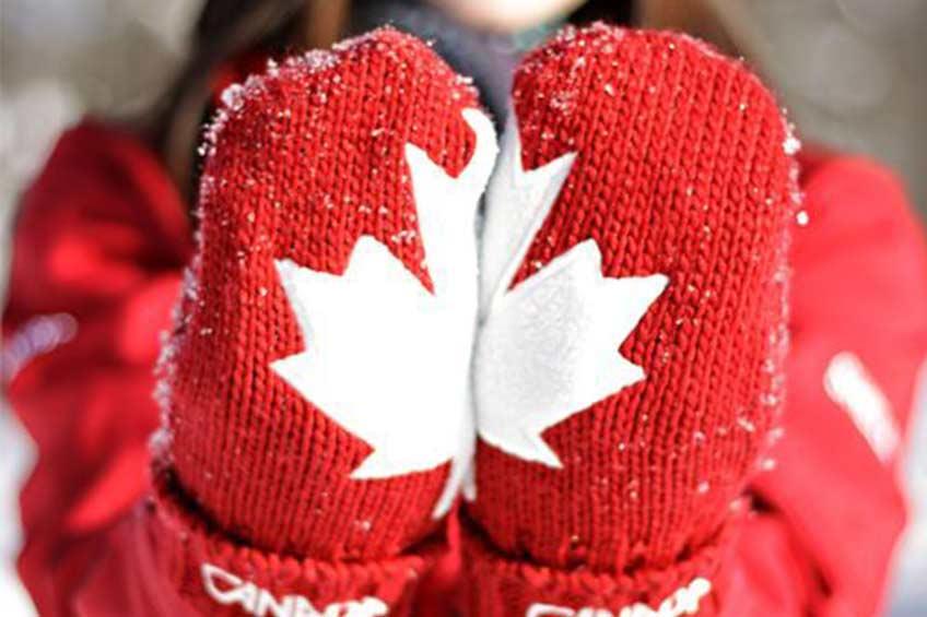 لباس مردم کانادا
