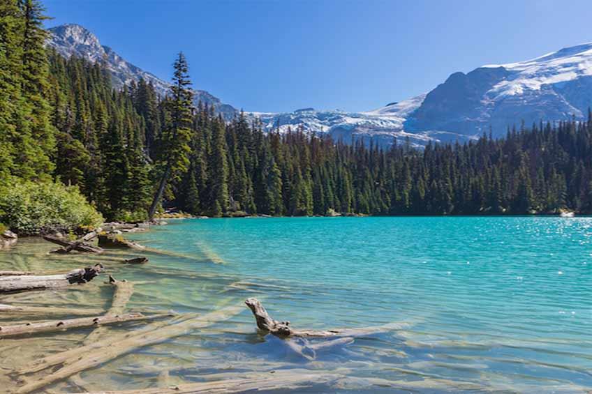 دریاچه Joffre کانادا